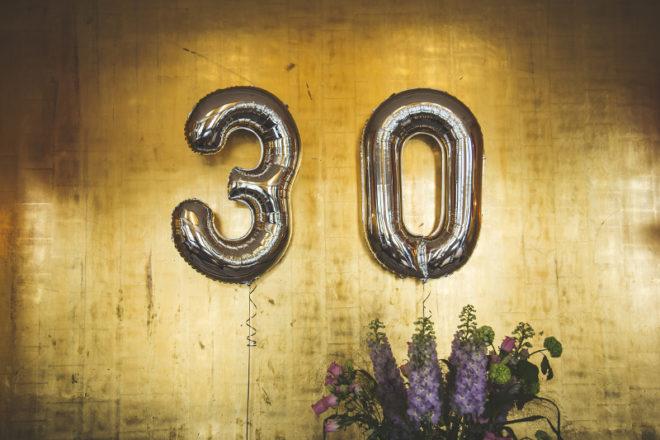 30 Dinge, die ich vor meinem 30. Geburtstag gelernt habe