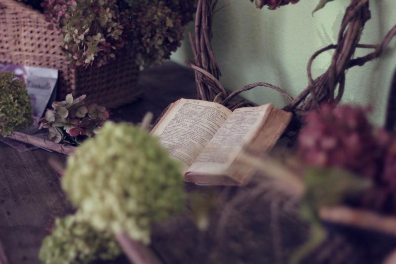 inspirierende literarische Orte