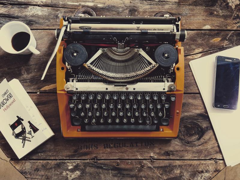 10 Dinge, die ich als Autorin häufig höre