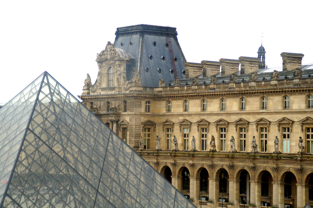 Inspirierende, literarische Orte in Paris