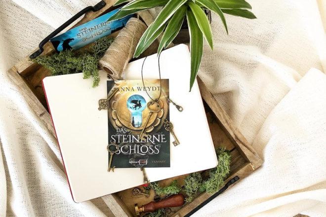 Bookbirthday: Das steinerne Schloss